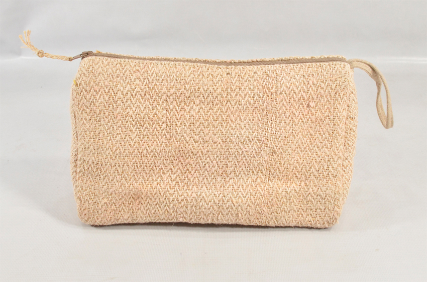 Hemp Pouch Orange